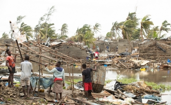 Over one thousand cholera cases reported following Cyclone Idai