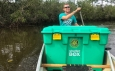 Press Release: Florida Man Solo Canoes the Mississippi River to raise $255,200 for ShelterBox