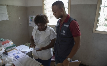 WHO rolls out an early warning alert and response system across Mozambique