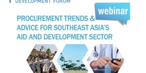 Procurement Trends & Advice for Southeast Asia's Aid and Development Sector