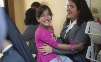 Bogota day care centre helps at-risk Venezuelan children cope with the adaptation process
